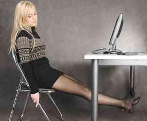 Сидячая гимнастика в офисе для героев умственного труда