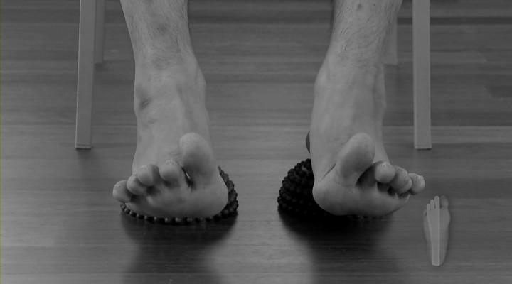 Упражнения для стоп 1