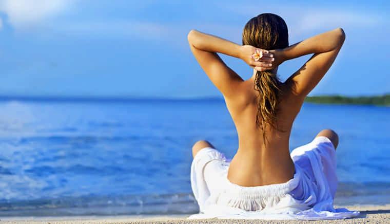 Как сделать красивую осанку: одно упражнение для красивой осанки