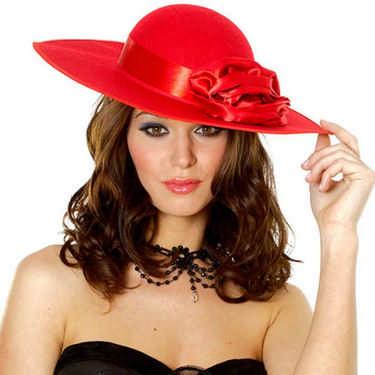 Яркие шляпы