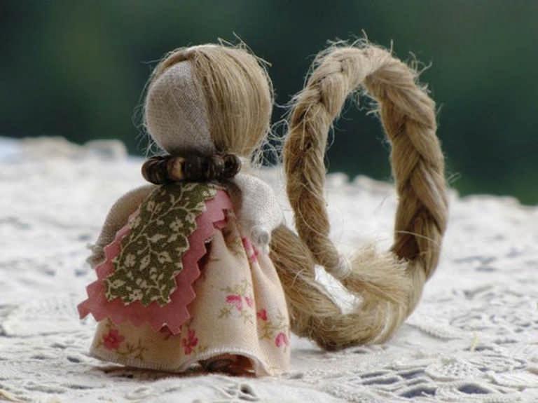 Куклы обереги - защитная мудрость предков славян