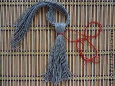 Начало плетения