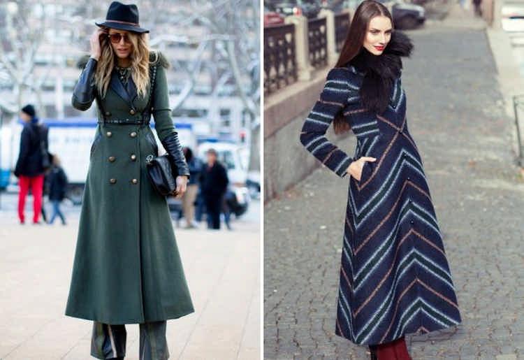 Модное женское пальто 10
