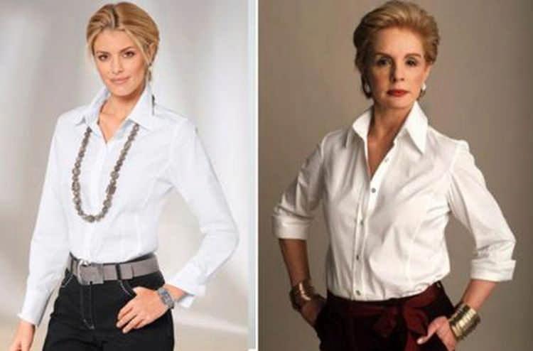 Стильные и ухоженные женщины после 60 лет