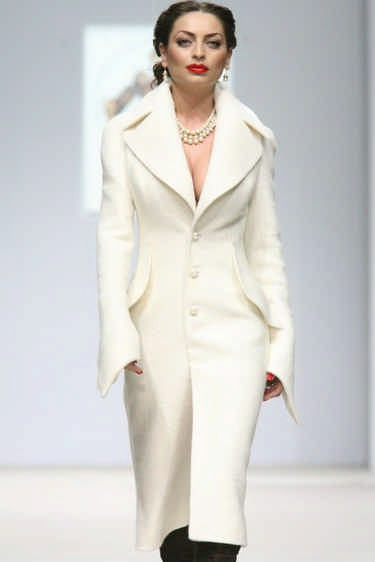 Модное женское пальто на весну 2017 года