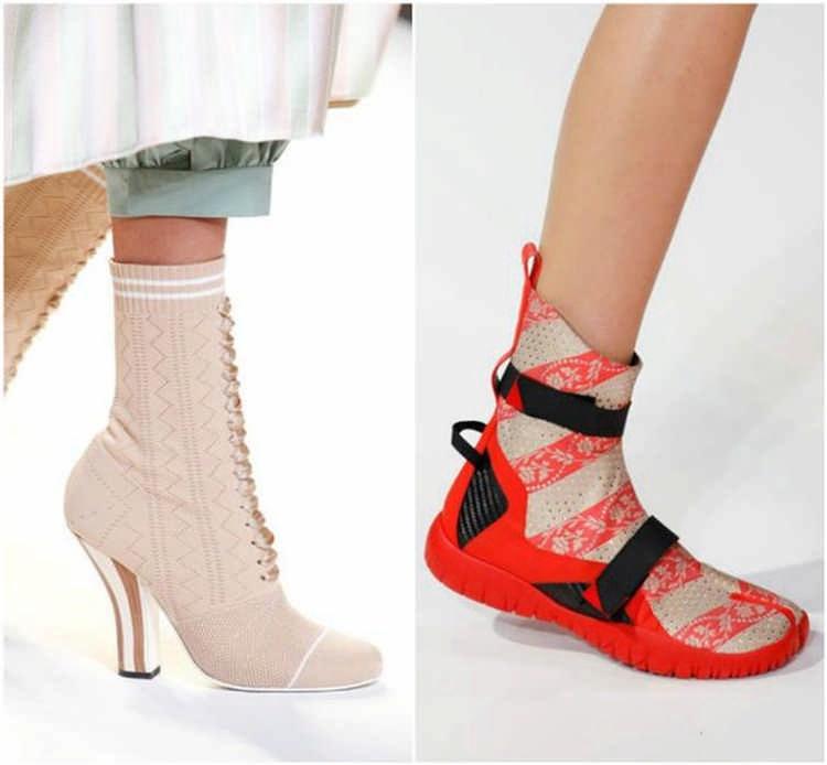 Туфли или носки