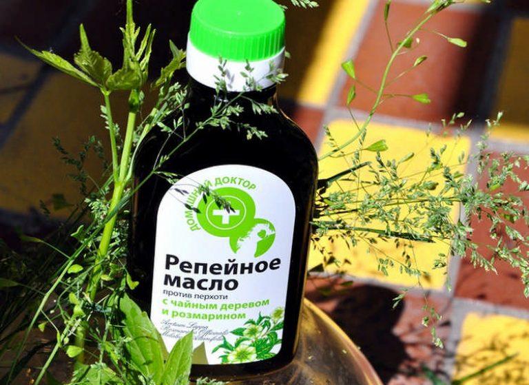 Как использовать репейное масло для укрепления волос