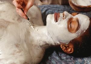 Белая каолиновая глина для красоты и здоровья