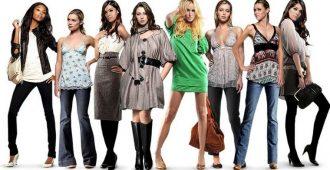 Как правильно подобрать одежду