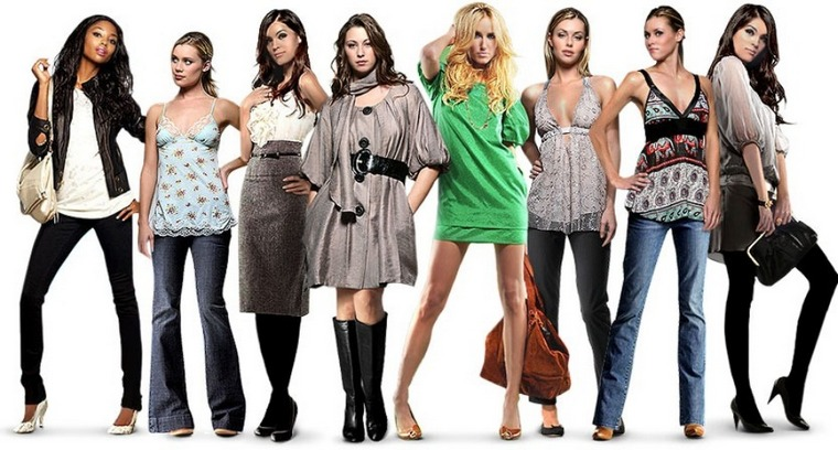 Как правильно подобрать одежду для любого типа фигуры