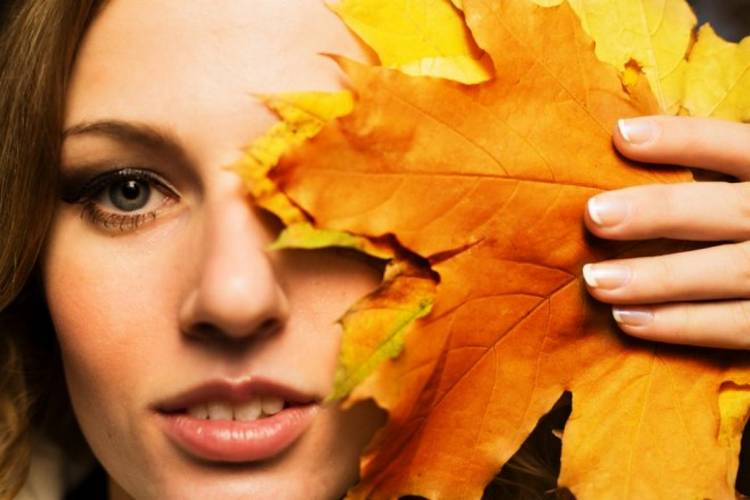 Уход за лицом осенью
