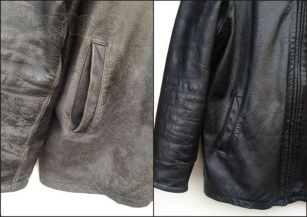 Покрасить куртку