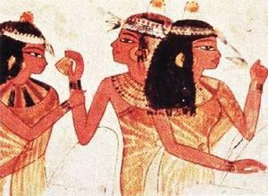 Косметика Древнего Египта