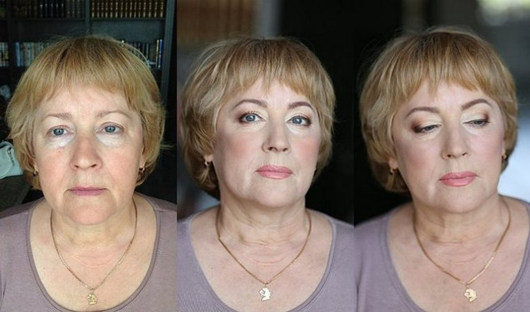 Как сделать макияж женщинам в 40 лет