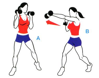 Жиросжигающие упражнения: разгоняем метаболизм