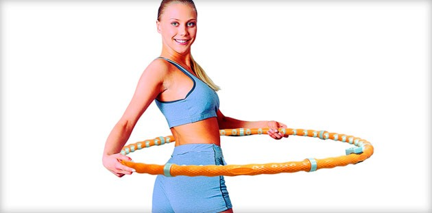 Как крутить хулахуп для похудения - техника выполнения упражнений