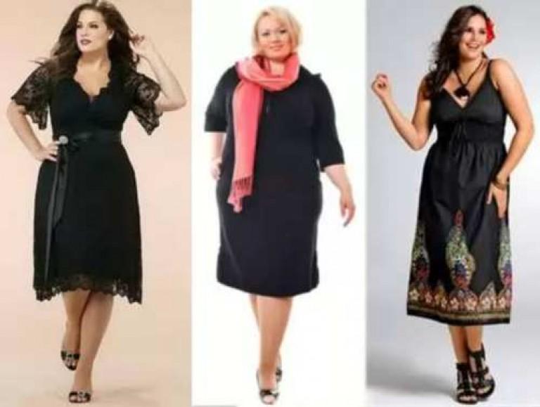 Какая Одежда Идет Полным Девушкам Фото