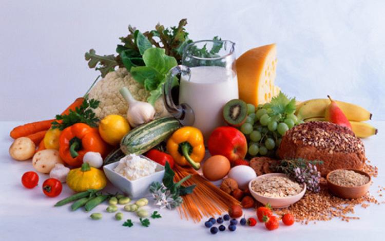 Полезные продукты – на стол!