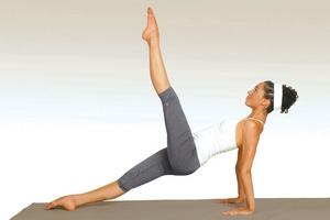 Упражнение пилатес