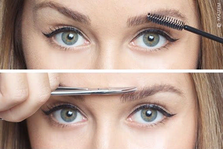 Как выщипать брови: пошаговая инструкция и разные техники