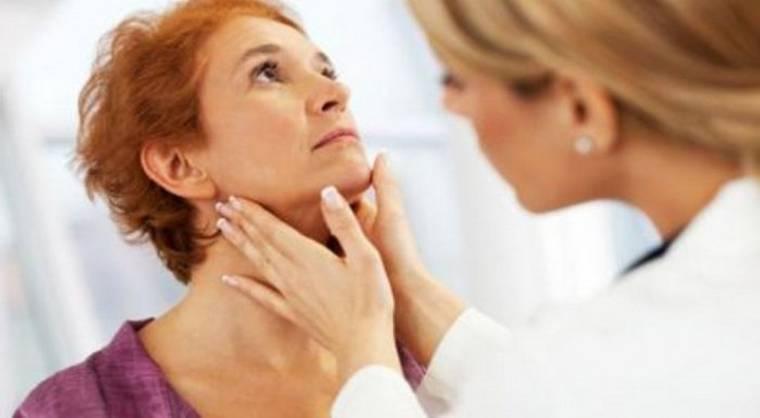 Признаки щитовидки