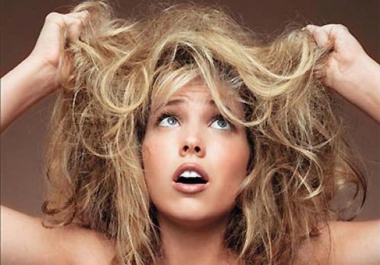 Ошибки по уходу за волосами