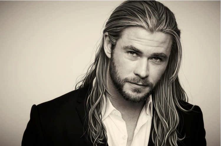 Как вырастить волосы длинными для мужчин