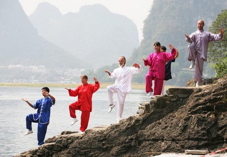 Китайская оздоровительная гимнастика До Ин для долголетия