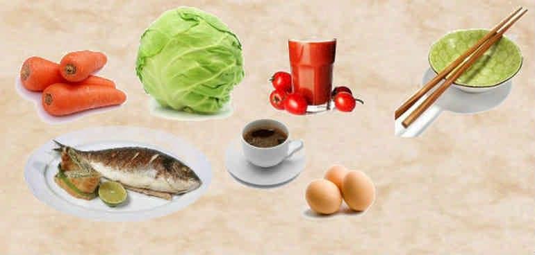 Японская диета за 13 дней