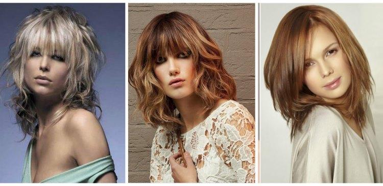 Модные прически на средние волосы для любого возраста