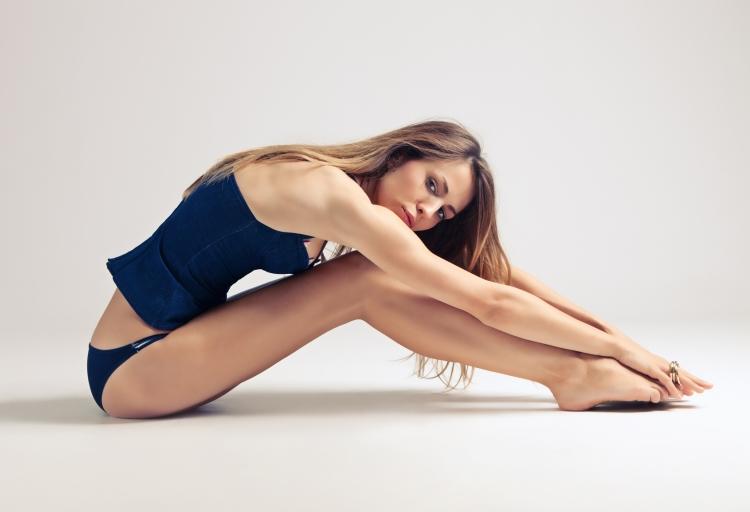 Семь упражнений для красивой формы ног
