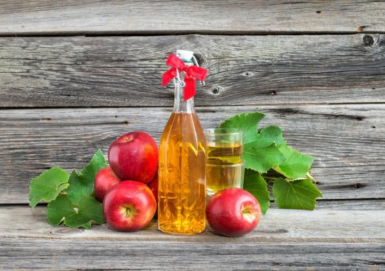 как делать обертывание с яблочным уксусом