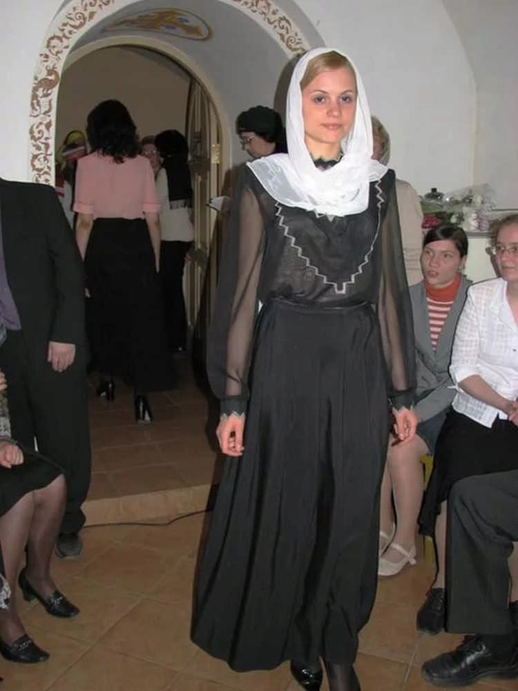 В какой одежде можно ходить в церковь