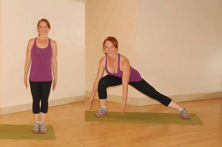 Физкультура для похудения в домашних условиях