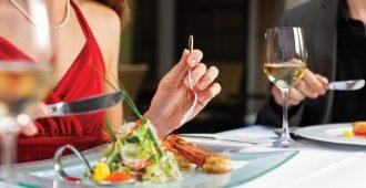 правила этикета в ресторане
