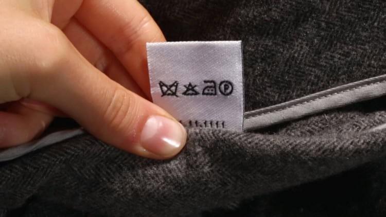 Как стирать пальто в машинке