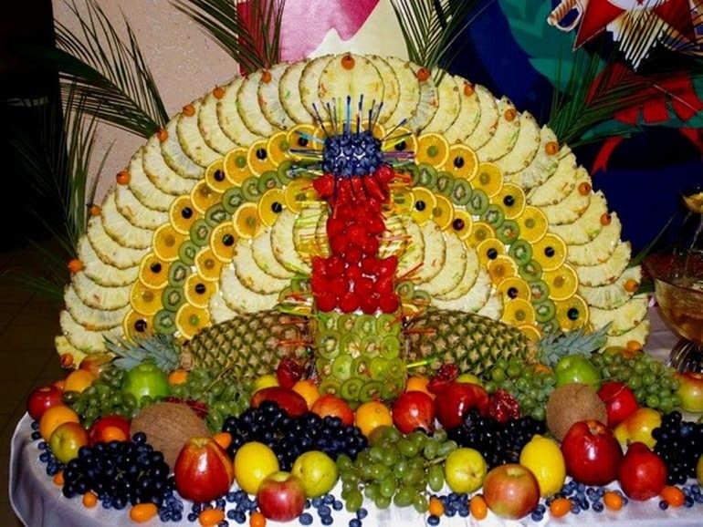 Как красиво сделать нарезку на праздничный стол