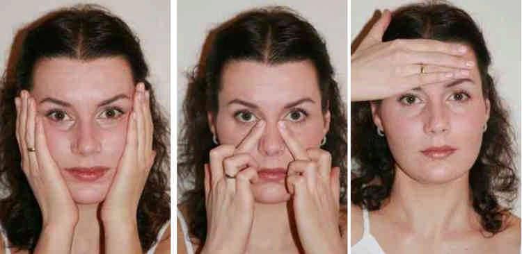 Омолаживающий массаж лица и головы: делаем самостоятельно