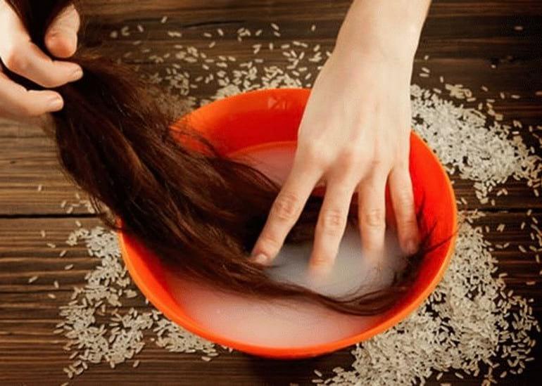 Как мыть голову рисовой водой: чудодейственный способ восстановить волосы