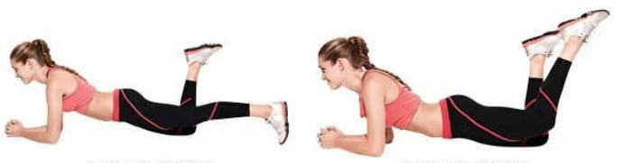 Упражнения для проблемных зон