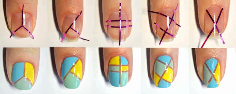 Идеи дизайна ногтей гель лаком: новинки, тренды, рисунки, техника
