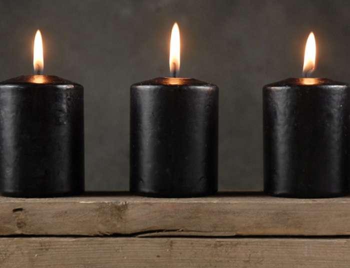 проживают рассорка на фото и черную свечу звезд