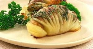 Картошка гармошка