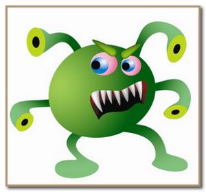 вредный микроб