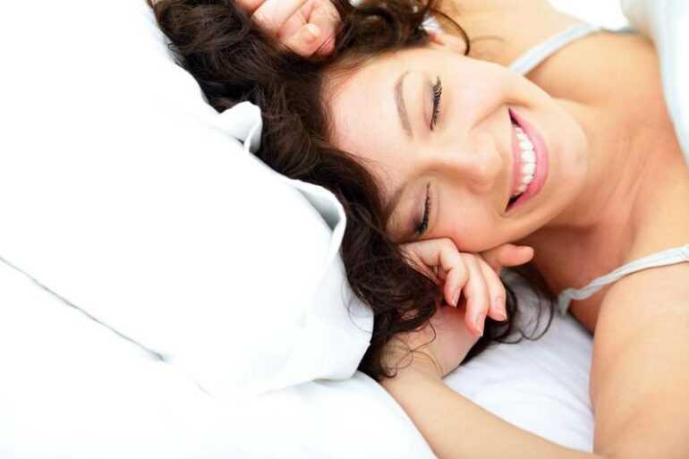 Как проснуться красивой