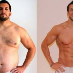 Похудеть в животе мужчине