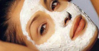 Белая глина - маски