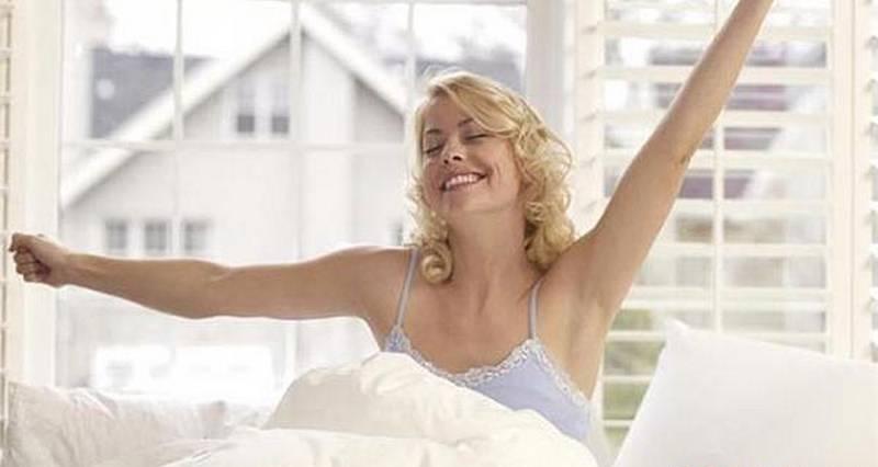 Как хорошо выспаться ночью и оставаться бодрым весь день