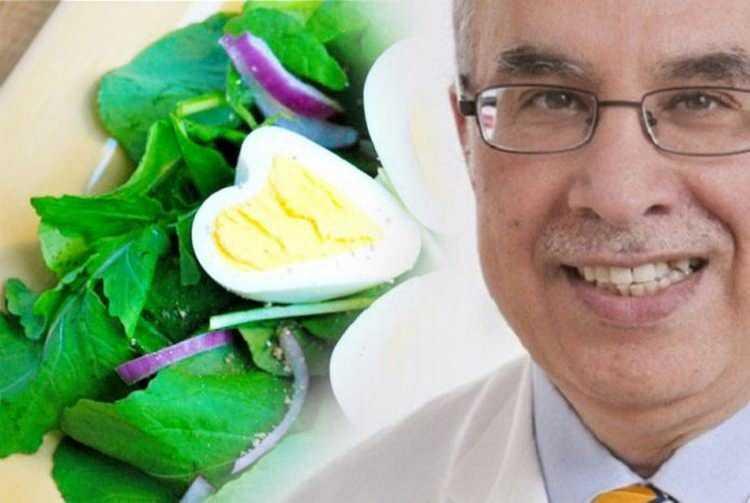 Иранская диета профессора усама хамдий