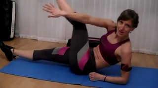 Упражнение на талию 4-1